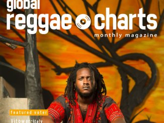 Global Reggae Charts - Front Cover