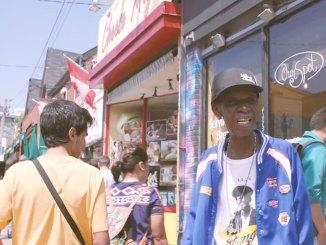 Stranger Cole in Toronto
