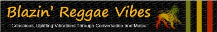 Blazin' Reggae Vibes Logo 4