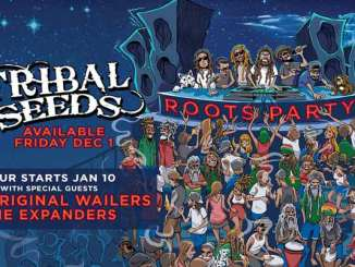Tribal Seeds and Wailers Poster