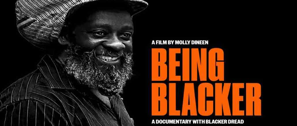 Being Blacker Poster