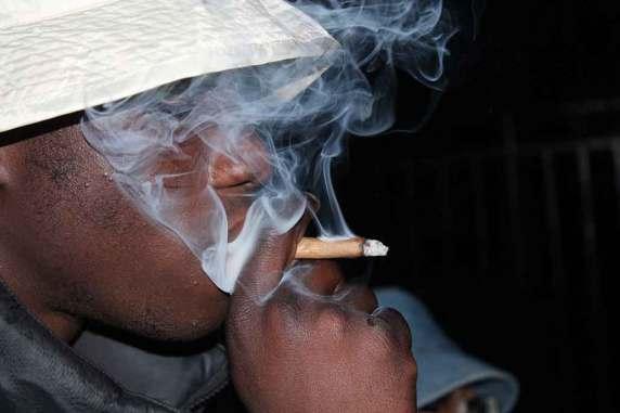 Smoking Ganga in California