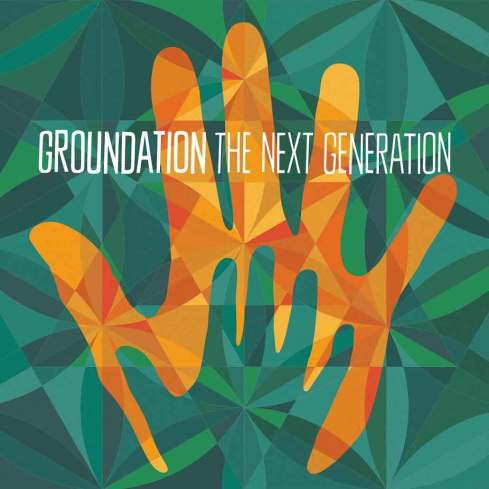 Groundation - The Next Generation Album Cover