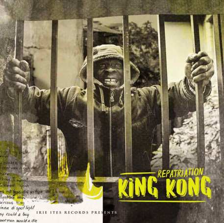 King Kong - Repatriation - Album Cover