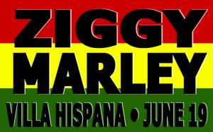 ziggy marley villas hispana