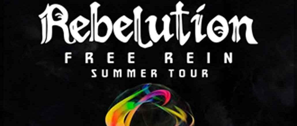Rebelution - Free Rein Summer Tour