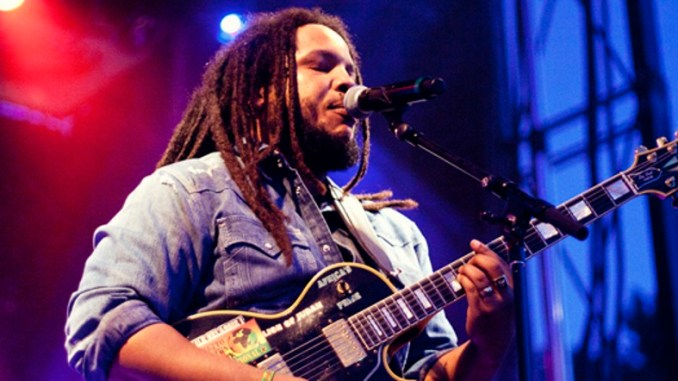 Stephen Marley In Concert