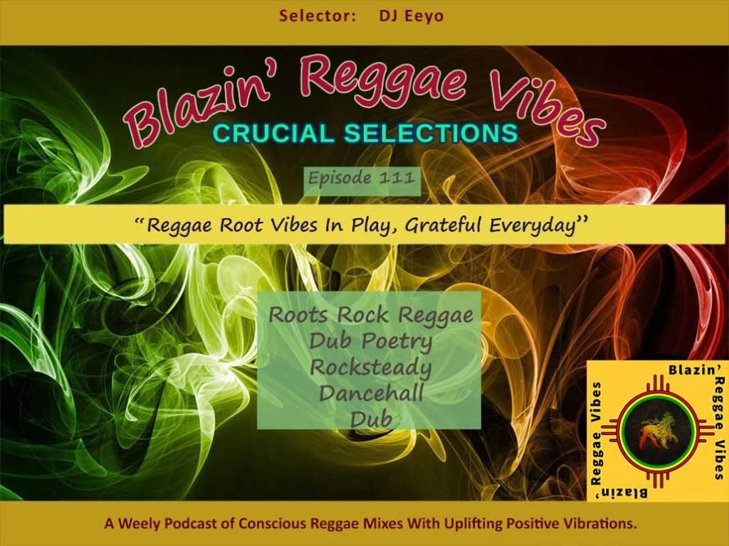 Reggae Root Vibes In Play