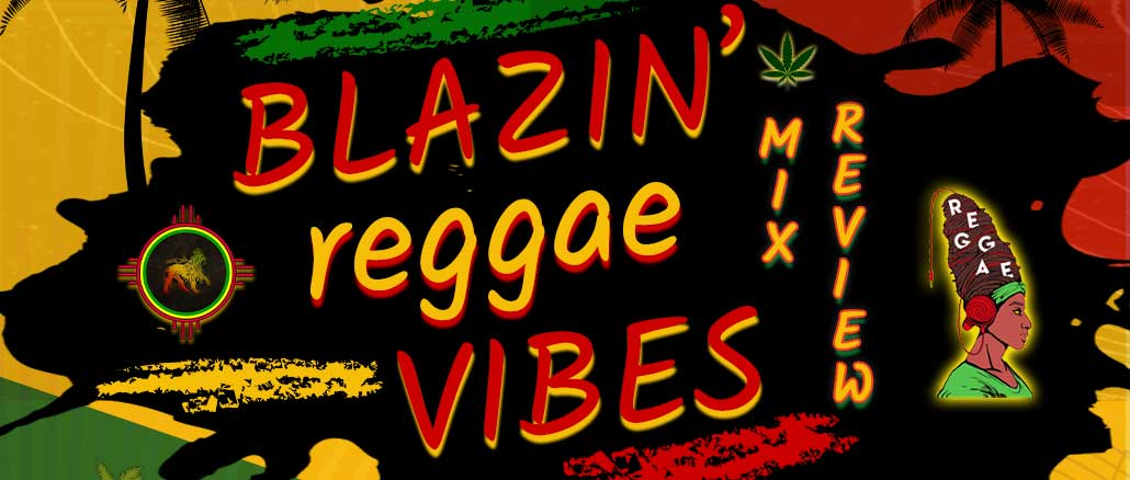 Reggae In Motion Spicing Up The Place Floating In The Wind Album Cover