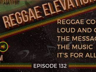 Reggae Elevation, Reggae Coming Loud and Clear The Message The Music For All To Hear Cover