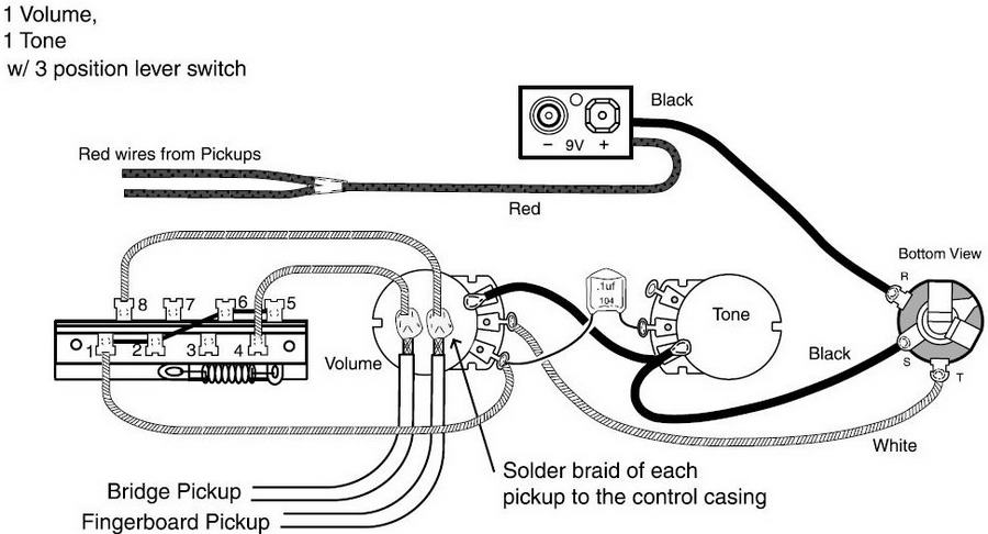 Emg Pickups 81 85 Wiring Diagram, Emg, Free Engine Image