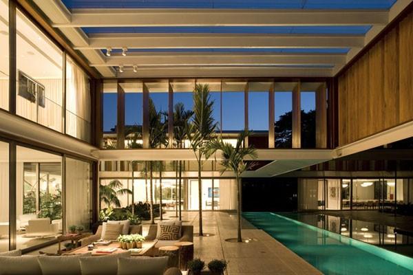 Luxury Home Residence Design Inspiration  Home Interior Design Ideas