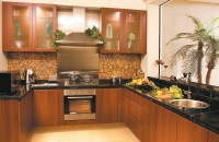 Contemporary Classic Apartment Design Layout