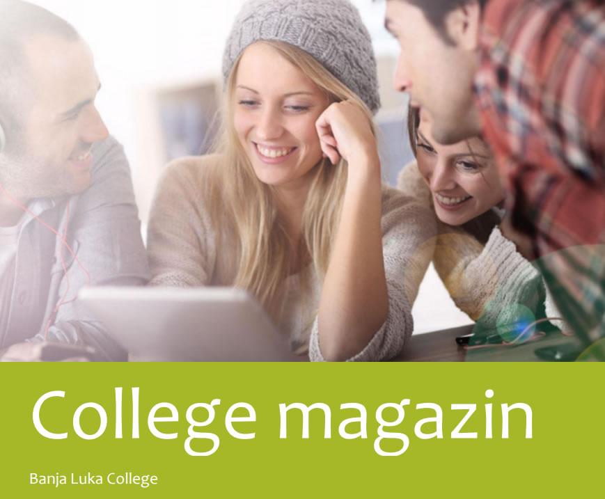College magazin jun 2016