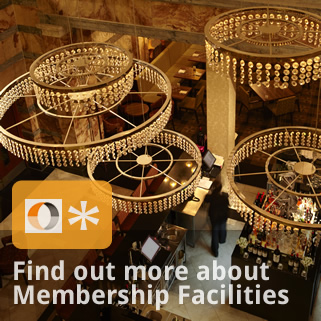 Find out more about membership facilities