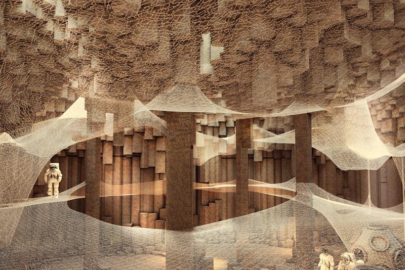 sulphur bricks and super arches bldgblog. Black Bedroom Furniture Sets. Home Design Ideas