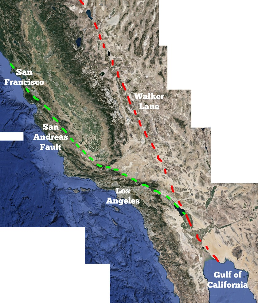 Eastern California Shear Zone ...