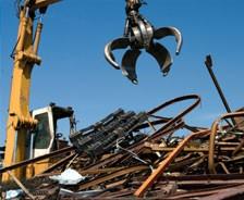Chicago Scrap Metal Yard