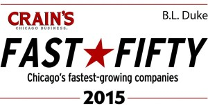 Crain's Chicago Fast Fifty Companies