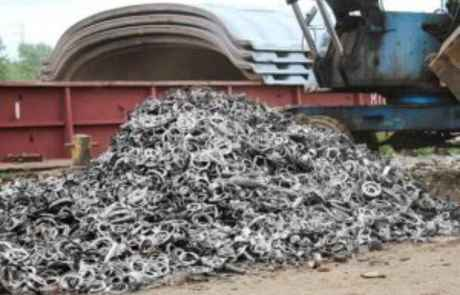 Flashings recycled in Joliet