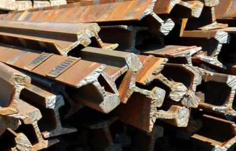 Rail recycled in Joliet