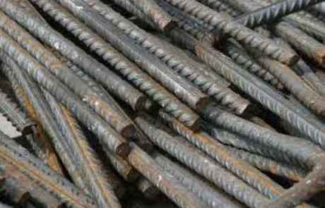 Rebar recycling in Chicago