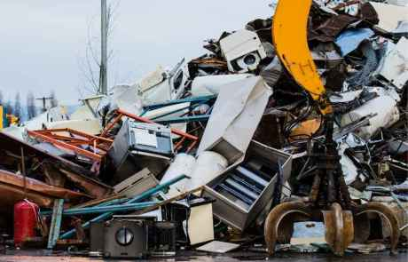 Shred Scrap Metal Recycling Chicago