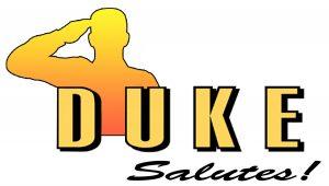 BL Duke Salutes