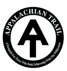 Appalachian Trail Logo Sticker