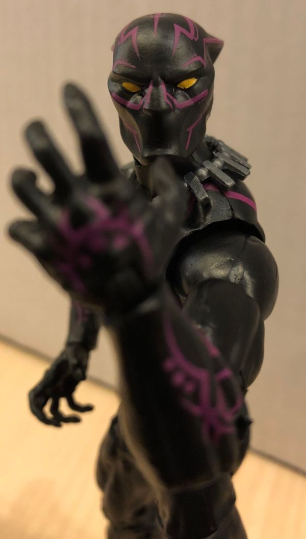 Black Panther Marvel Legends Walmart Exclusive 11