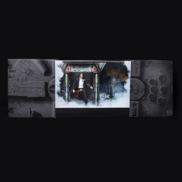 STAR WARS THE BLACK SERIES HAN SOLO AND MYNOCK Figures - in pkg1_v1_current