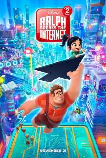 Ralph Breaks the Internet (2018) - source: Walt Disney Animations, Film For Thought