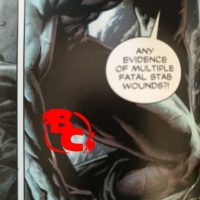 Bleeding Cool Brings You Batman's Penis In All It's Batglory From Batman: Damned #1