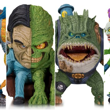 DC Collectibles Gorman Figure Collage