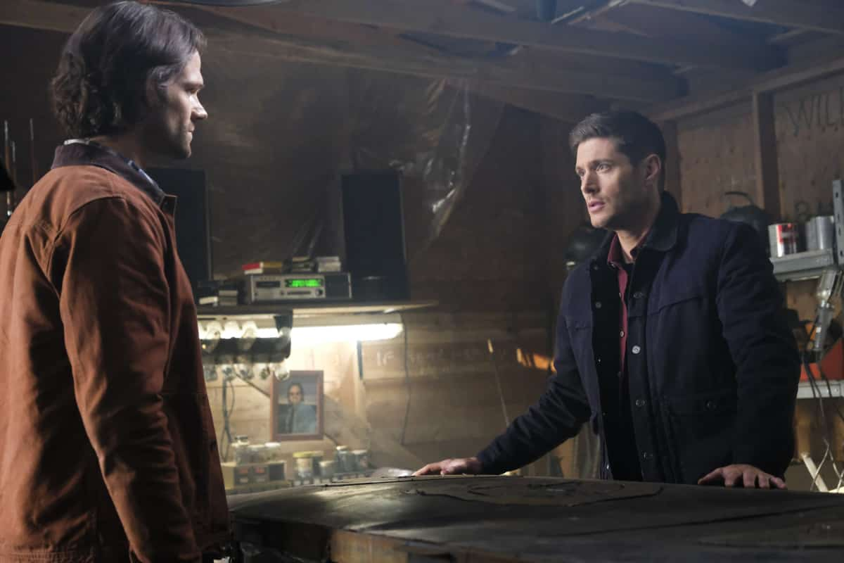 supernatural s14e11 damaged review