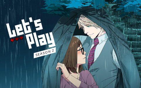 Gaming-romance webtoon