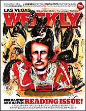 Las Vegas Weekly cover 11/05/09
