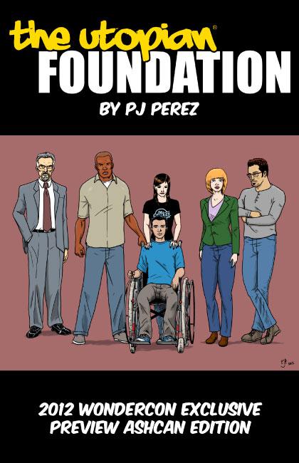 utopian foundation ashcan