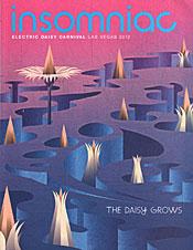 insomniac edc 2012 cover