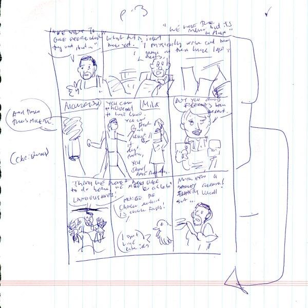 comic thumbnails page 3