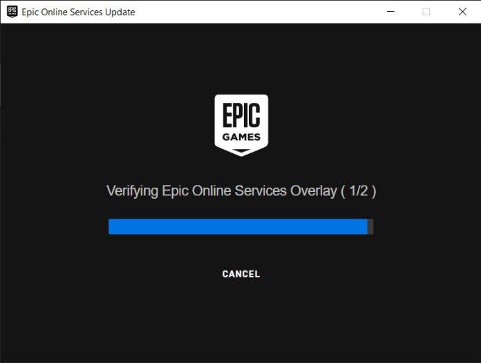 Installing Epic Online Services