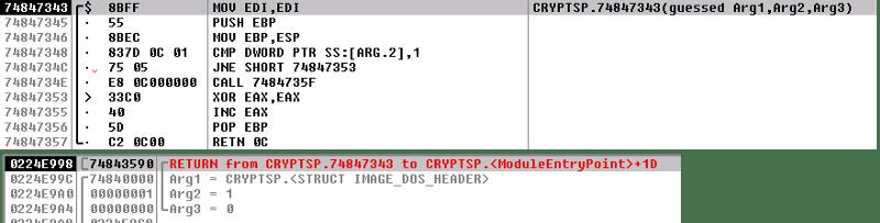 "CryptAcquireContext ""AZORult Trojan"" Serving ""Aurora Ransomware"" by MalActor Oktropys"