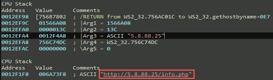 "c2-connection ""AZORult Trojan"" Serving ""Aurora Ransomware"" by MalActor Oktropys"