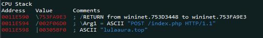 "post-to-c2 ""AZORult Trojan"" Serving ""Aurora Ransomware"" by MalActor Oktropys"