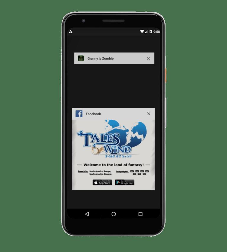 Aplicativos de sobreposição disfarçados como aplicativos
