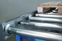 Roller Conveyor Systems: BLEICHERT Automation GmbH & Co. KG
