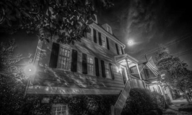 Dům Hampton Lillibridge: V tomto domě byste nechtěli strávit ani minutu!!!