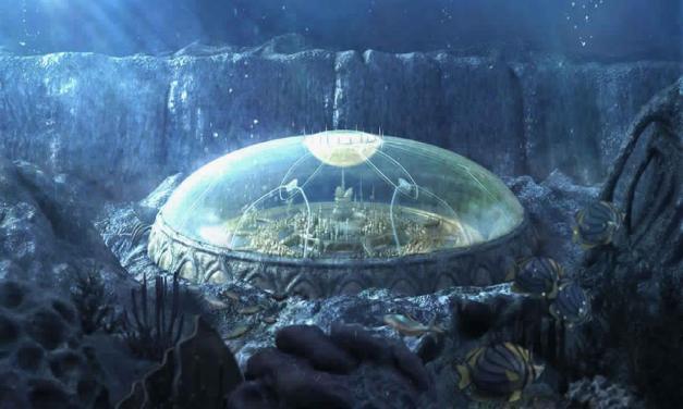 Kde se nachází bájná Atlantida?
