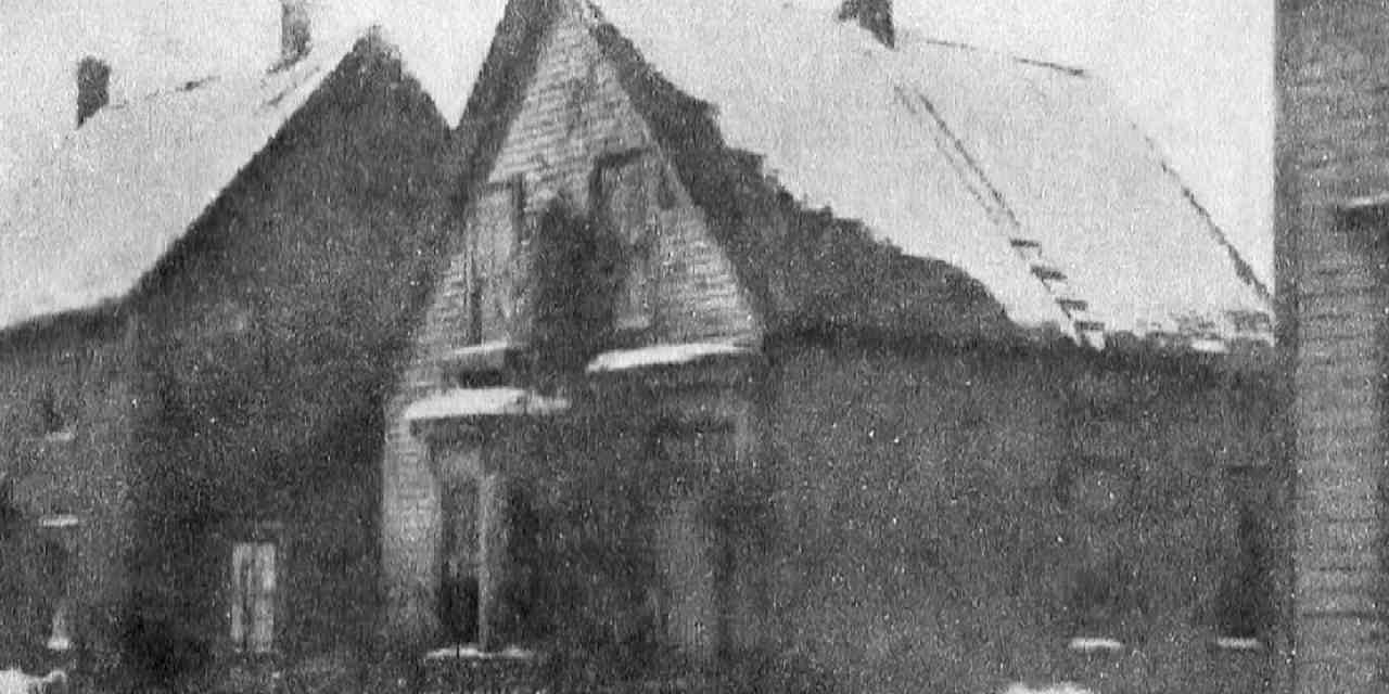 Amherstská záhada: děsivý příběh o ženě, kterou se pokoušela zabít mrtvá duše.
