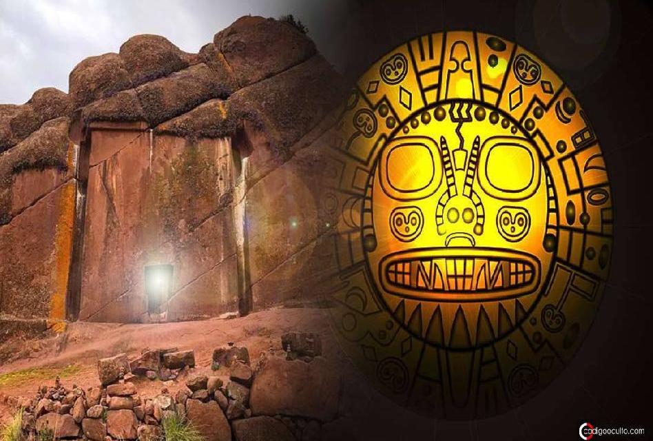 Nachází se poblíž jezera Titicaca hvězdná brána?